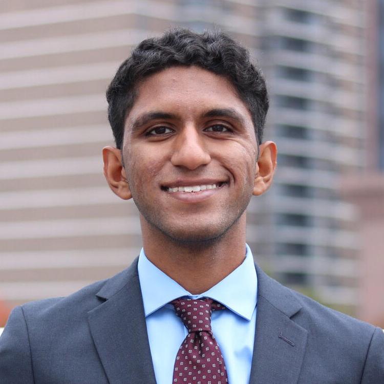 Manav P. from GA